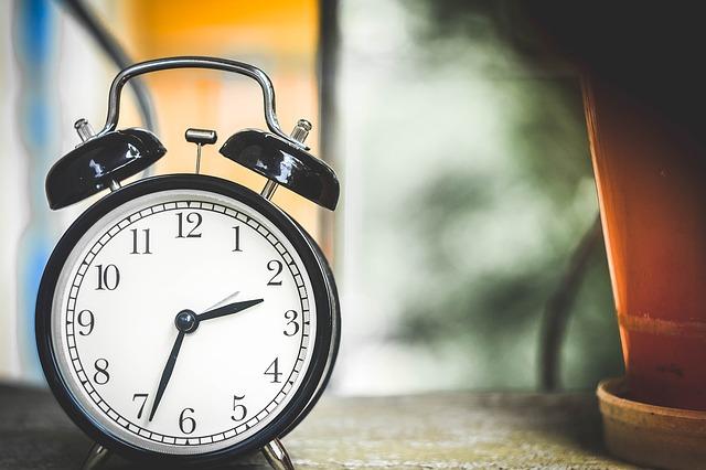 タイムマネジメントで時間の使い方を見直してみよう!