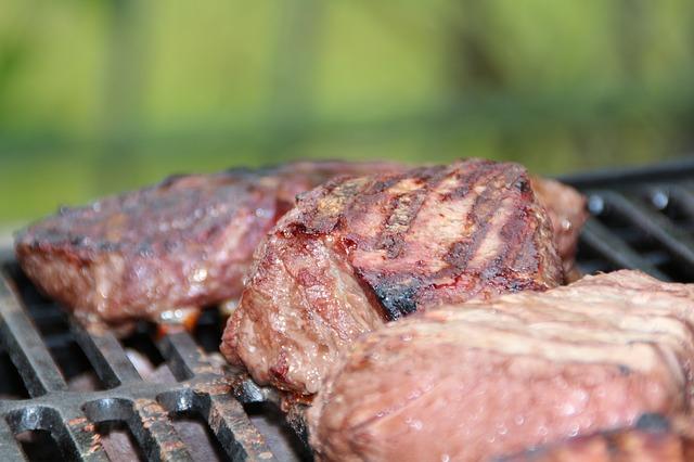 冷凍できる食材 肉