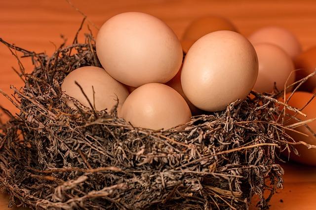 溶き卵を美しく花咲かせるには