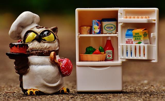 冷蔵庫整理のポイント