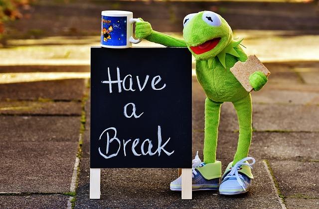 仕事の休憩時間の使い方次第で、午後の作業効率は変わります!