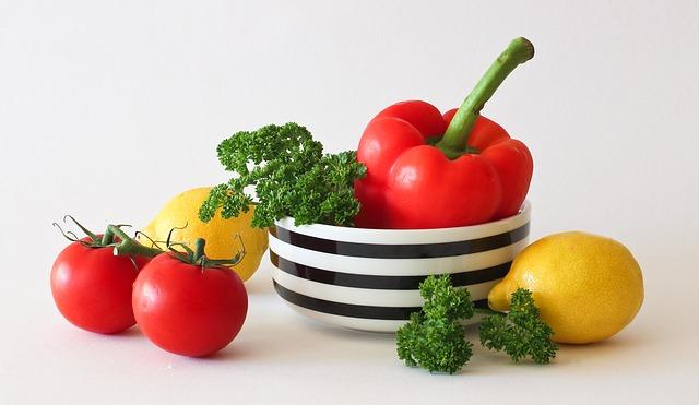 毎日の食事 栄養バランスはとっても大切