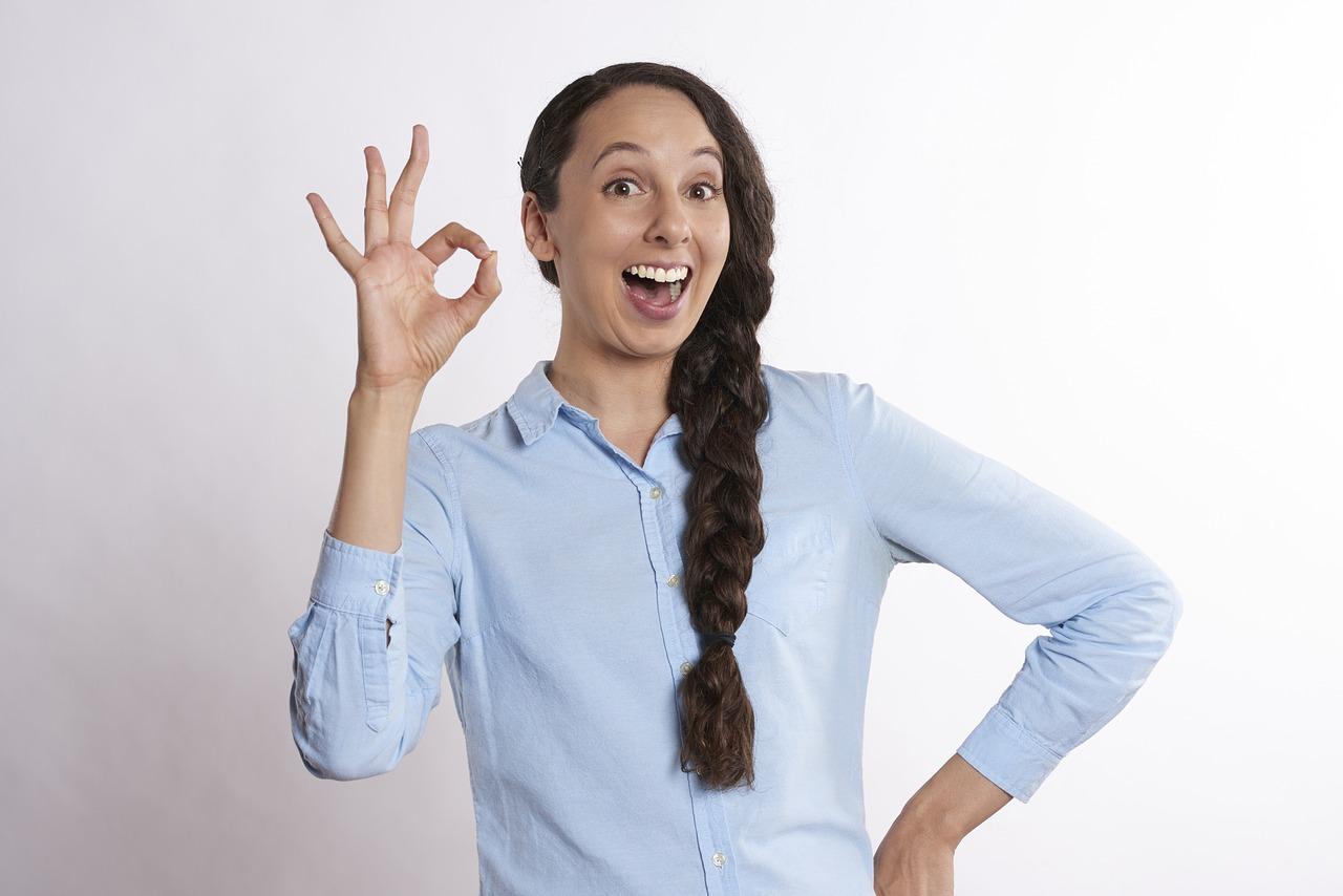 妊娠中に積極的に食べたい物 OKする女性の画像