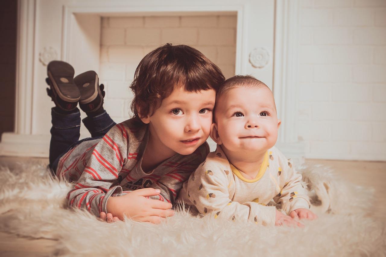 兄弟姉妹の子育て ちょっと違うから必要なものも変わってくるよ!
