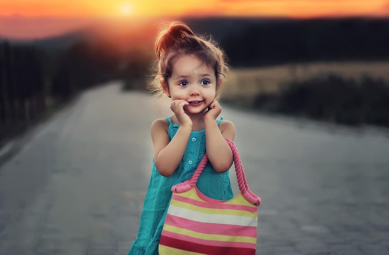 女の子は本当にかわいい!私の子育て体験談