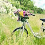 自転車でのお出かけは3人乗り専用の自転車で!