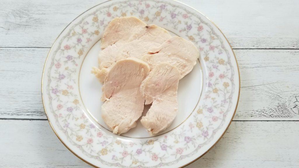 フロムファーム 彩どりムネ(ブロック)300g 鶏ハム